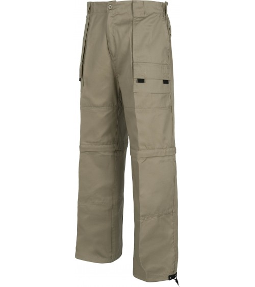 PANTALON PERNERAS DESMONTABLES