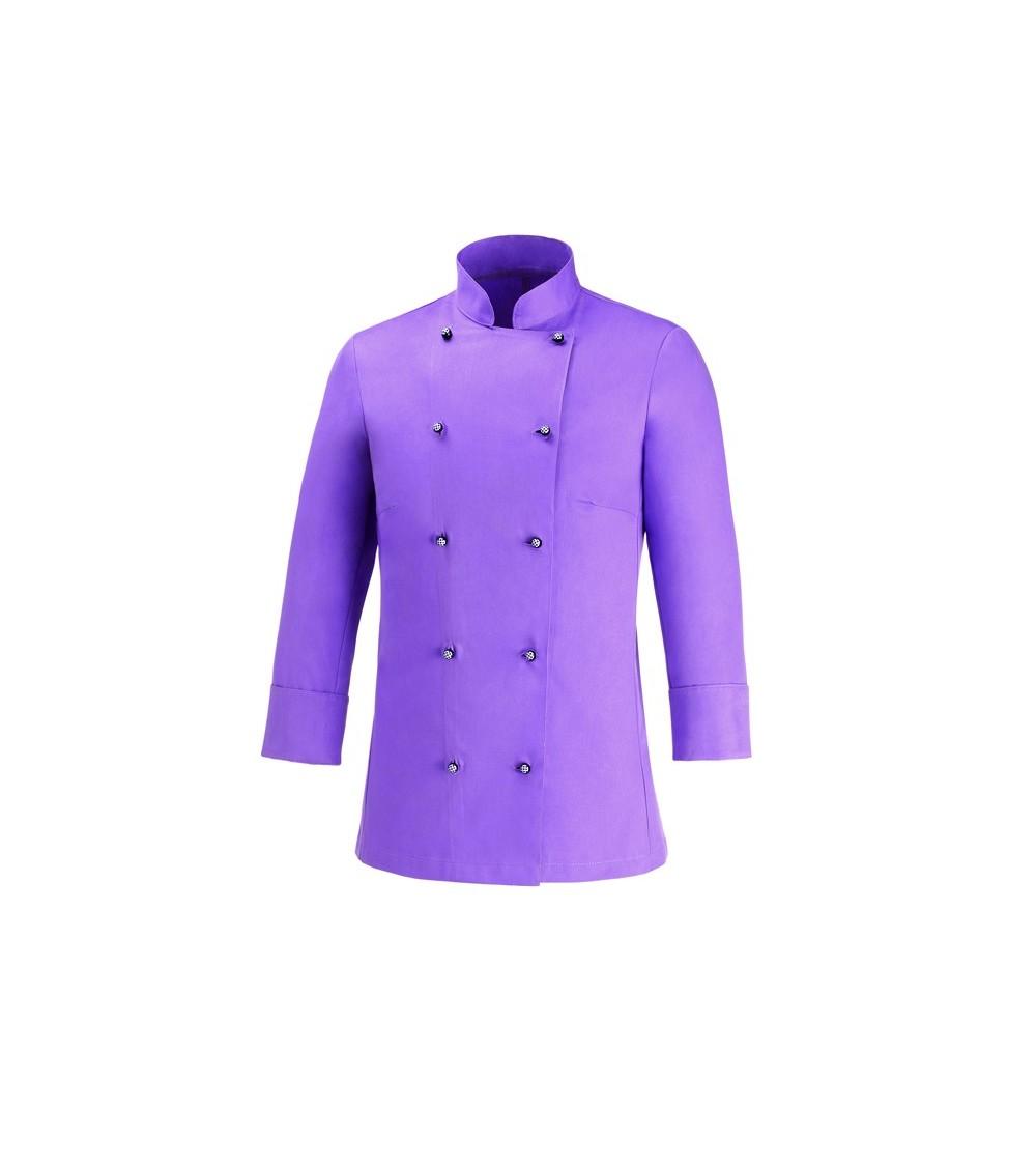 Comprar ladies chef jacket epis ropa laboral online for Chaquetas de cocina originales