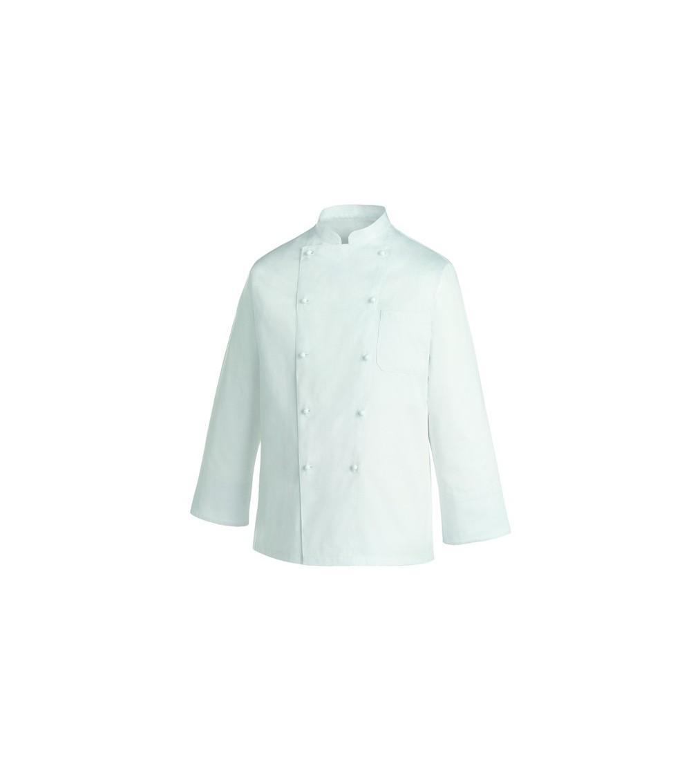Comprar chef jacket with long sleeves epis ropa laboral for Chaquetas de cocina originales