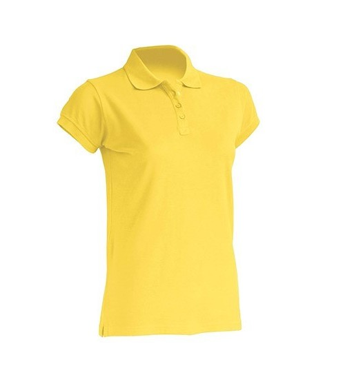 POLO LADY ALGODON M/C Color LY Light Yellow