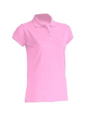 POLO LADY ALGODON M/C Color PK Pink