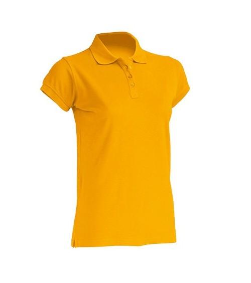 POLO LADY ALGODON M/C Color MU Mustard