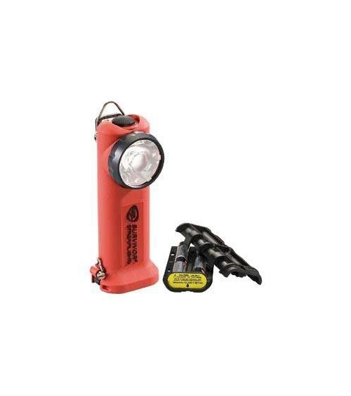 LINTERNA SURVIVOR LED ATEX CAT 1 ZONA 0