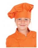 Gorro Infantil Colores Naranja