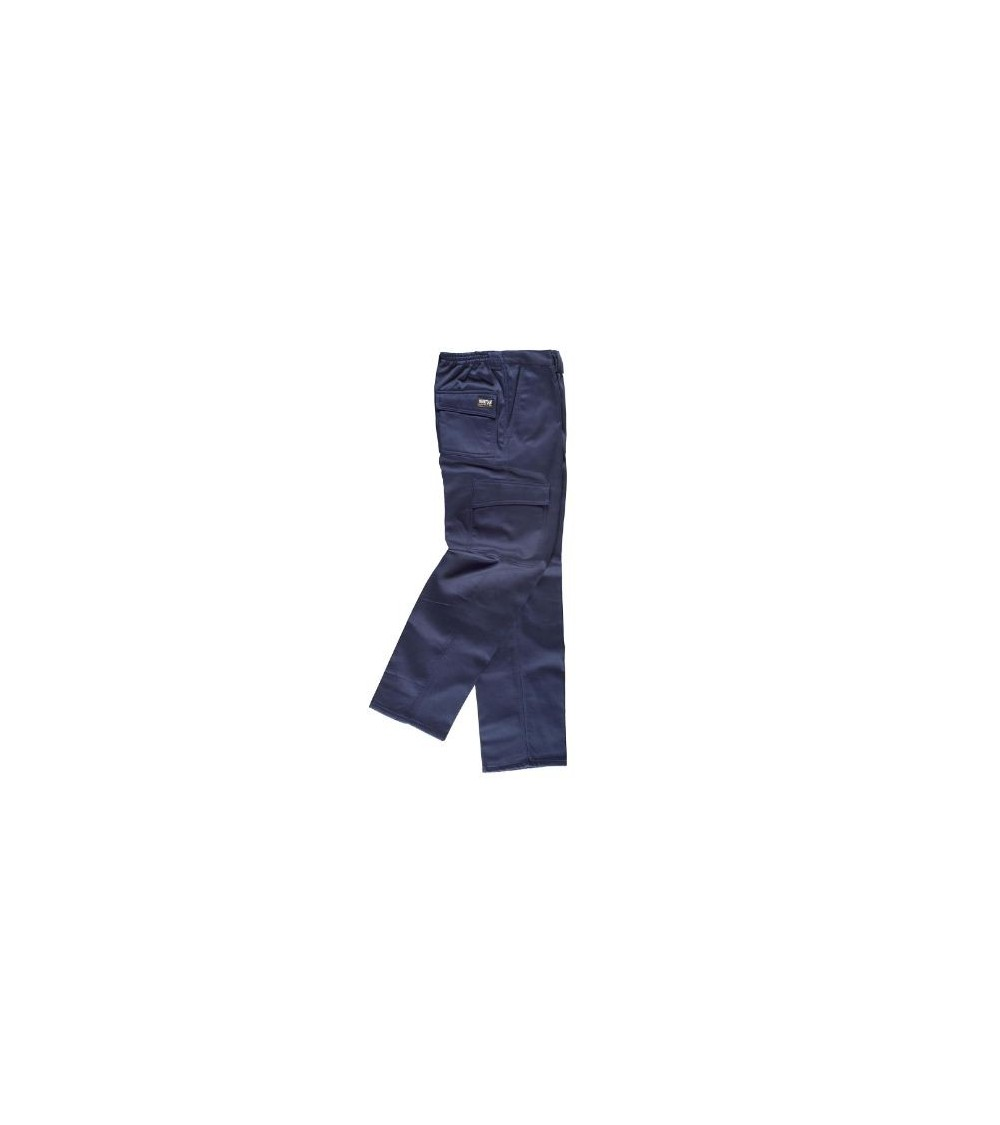 PANTALON FORRO POLAR MULTIBOLSILLO