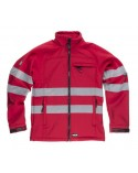 CHAQUETA WORKSHELL 2 CINTAS