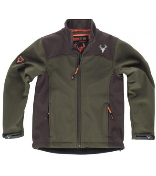 CHAQUETA  WORKSHELL NIÑO