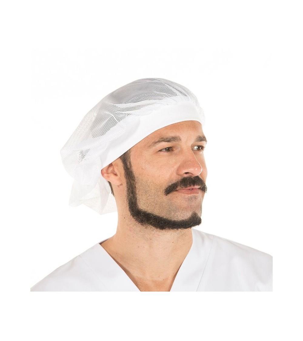 Gorro con Canalé Blanco