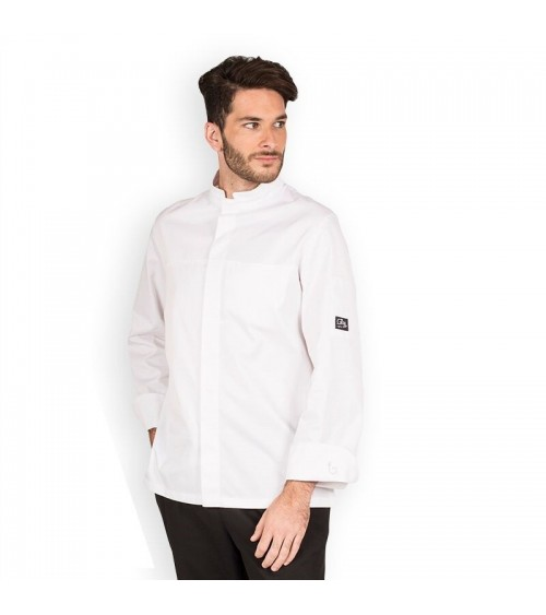 CHAQUETA CHEF TRANSPIRABLE