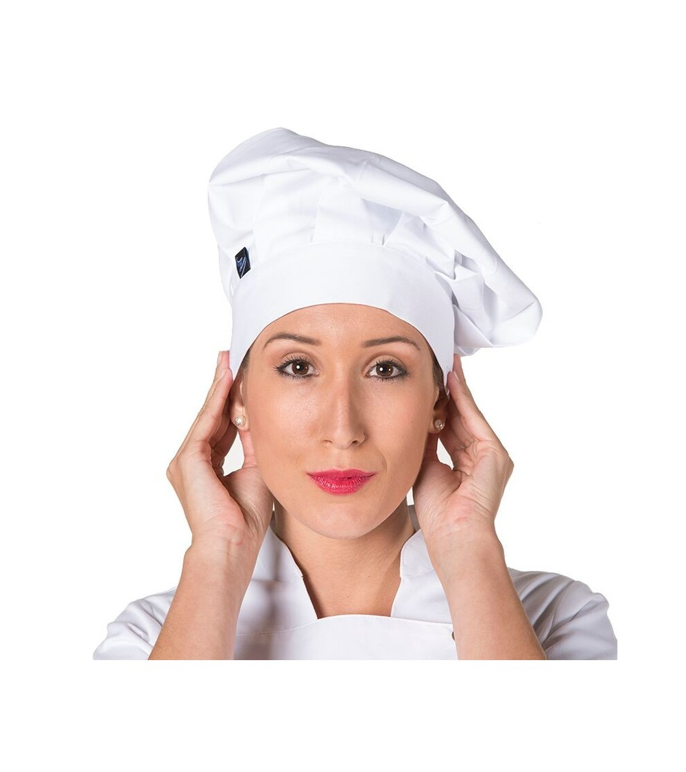 Gorro Chef Blanco