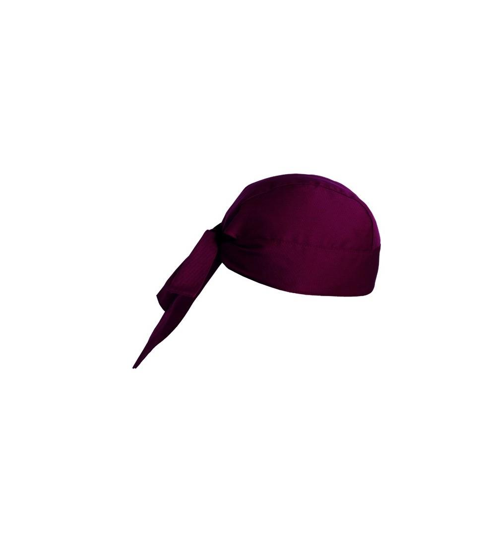 Bandana Unisex Colores Bordeaux
