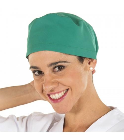 Gorro Sanitario Colores Verde