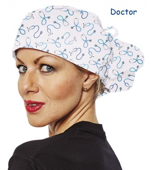 Gorro Sanitario Doctor