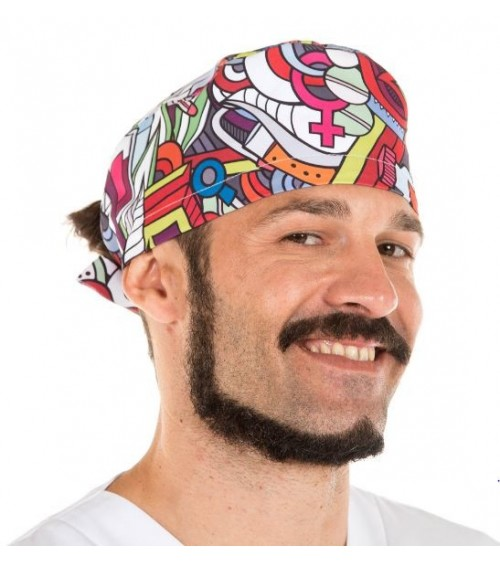 Bandana Sanitaria Color