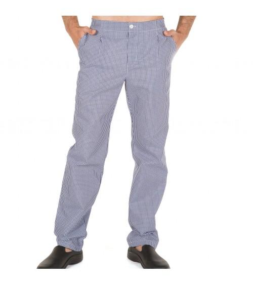 Pantalón cuadros