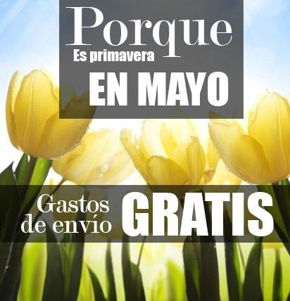 gastos de envío gratis en www.azulesdevergara.com
