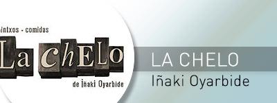 logotipo la chelo trabajos realizados por azulesdevergara.com